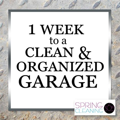 seasonal cleaning and organizing how to clean and organize your house for winter summer and autumn books how to clean and organize the garage series recap