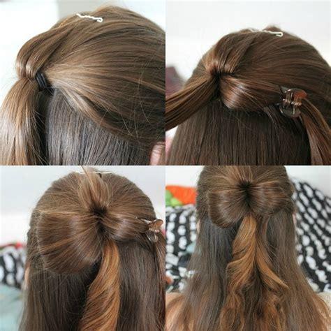 Mooie Haarstijlen by Zes Leuke En Eenvoudige Kapsels Beautyblog Proud2bme