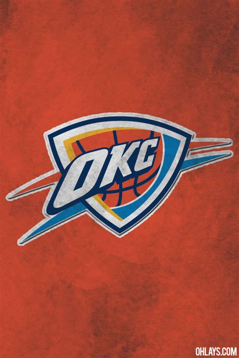 okc wallpaper for iphone 5 basketball iphone wallpapers page 5 ohlays