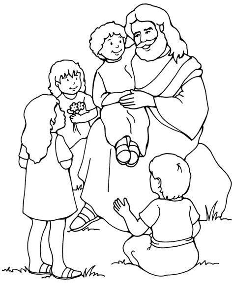 jesus coloring pages for toddlers god jesus coloring pages free