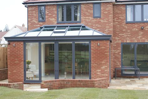 Smart Kitchen Ideas by Modern Orangery Supplied And Installed In Maidstone Dwl