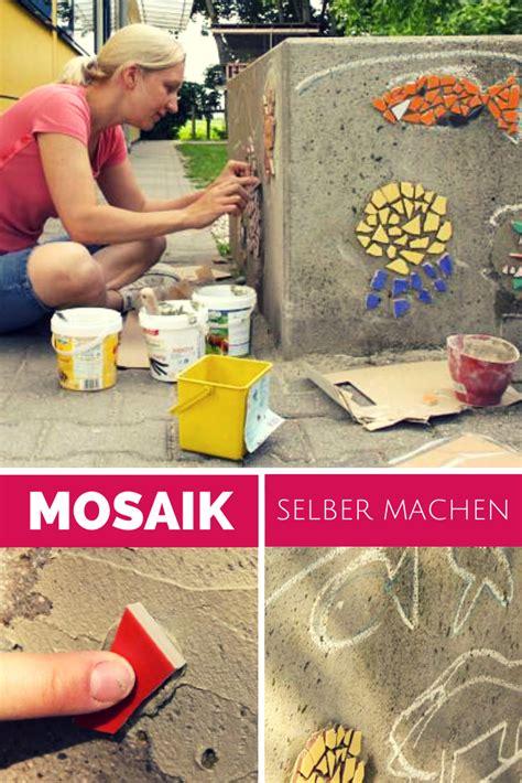 fliesen mosaik selber machen mosaik selber machen meine svenja