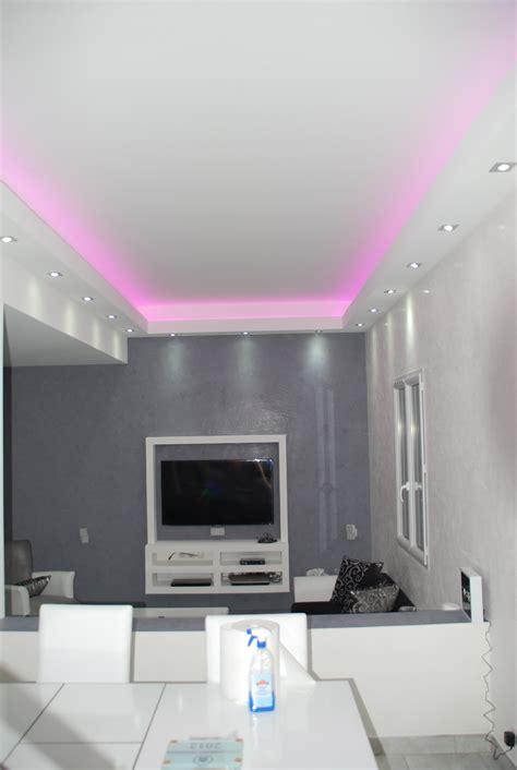 Bandeau Led Salon by R 233 Alisation D Une Villa Moderne 224 Salon De Provence En