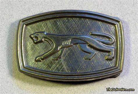 jaguar belt buckle belt buckles other