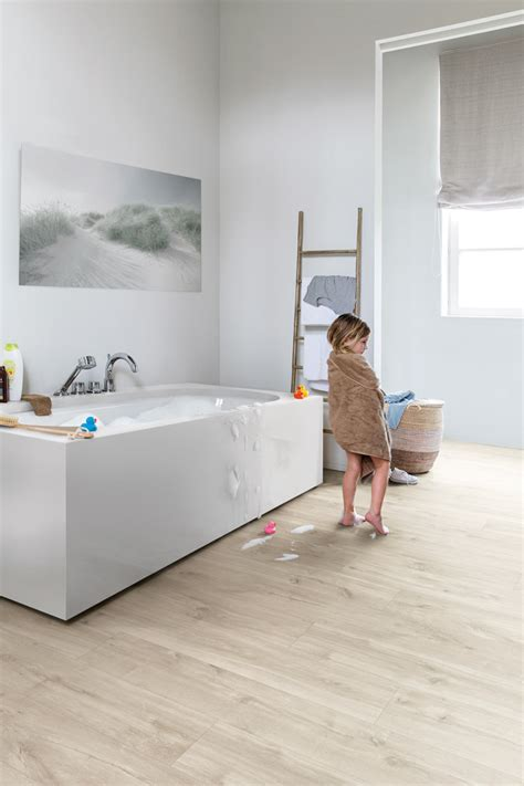 Quickstep Bathroom Flooring by Quickstep Livyn Balance Oak Beige Bacl40038 Vinyl