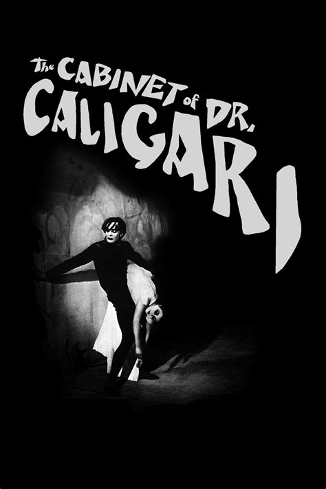 The cabinet of Dr Caligari - Popcorn Horror