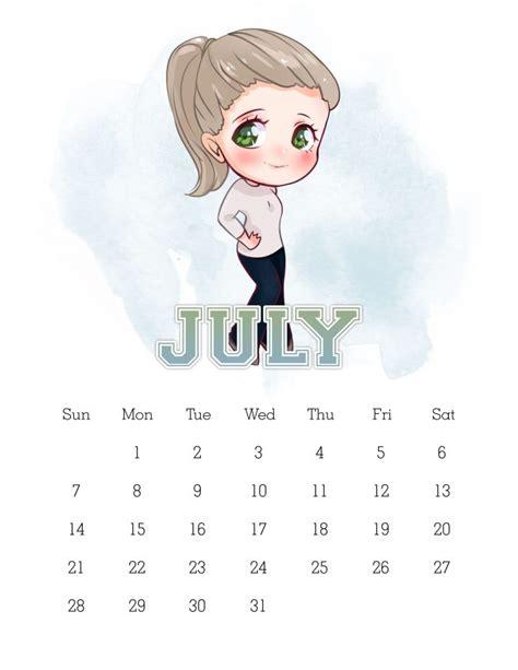 printable  riverdale calendar  cottage market