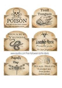 potion label template free printable bottle labels potion labels