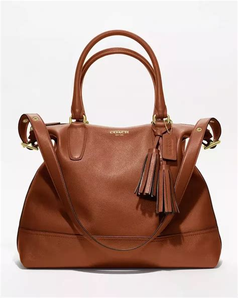 Did You Fact On The Kingston Handbag by Coach Handbag Names Style Guru Fashion Glitz