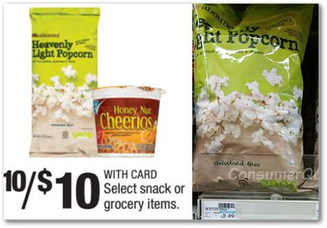 abound food reviews abound heavenly popcorn 2 free bags at cvs