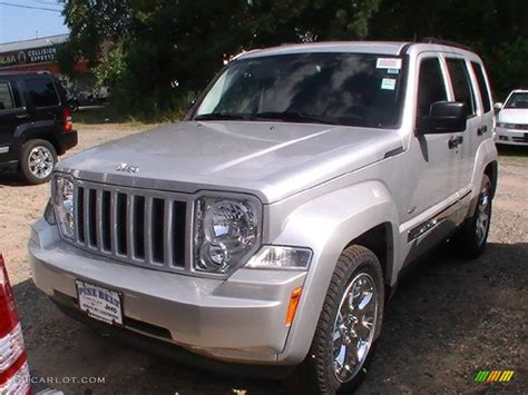 silver jeep liberty 2012 bright silver metallic jeep liberty sport 4x4