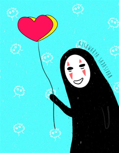 happy valentines day animated gif studio gibli gifs find on giphy