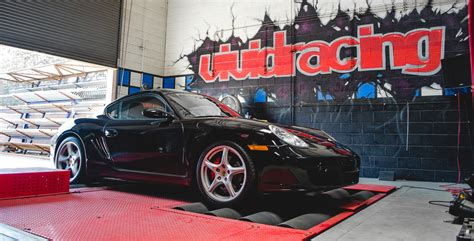 Porsche 987 Tuning by Performance Tuning Of The Porsche Cayman S Vivid Racing News