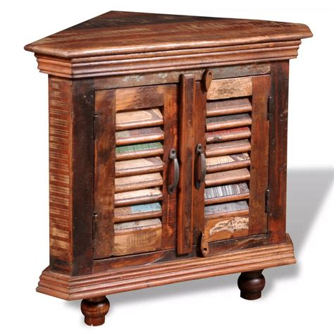 the solid wood cabinet company vidaxl co uk reclaimed solid wood corner cabinet