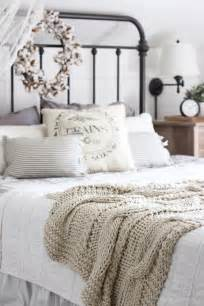 Farmhouse Bedroom Fall Bedroom Fall Into Home Tour Love Grows Wild