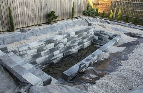 backyard swimming ponds ordinary looking pool overflows to become a stunning all