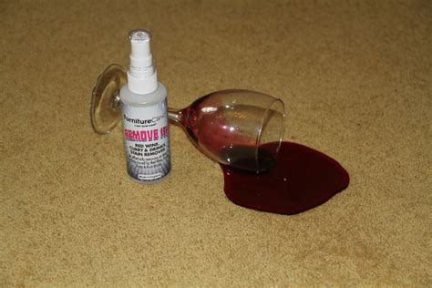 Remove Wine Stain From Upholstery by Remove It Wine Curry Drinks Stain Remover