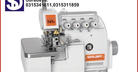 Mesin Bordir Surabaya agen mesin jahit surabaya mesin siruba