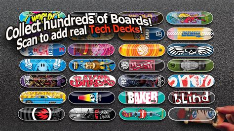 Tech deck skateboarding android apps on google play