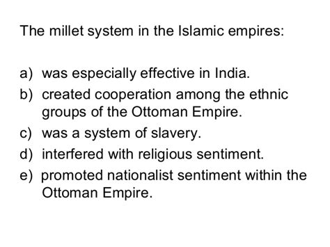 millet system ottoman empire millet system ottoman empire ottoman empire millet