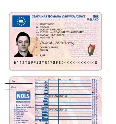 driving licence template duofreeware