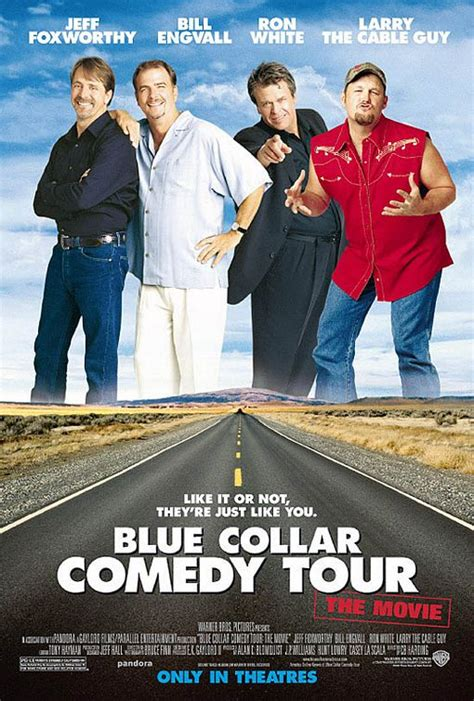 film comedy posters blue collar comedy tour the movie 2003 movie posters