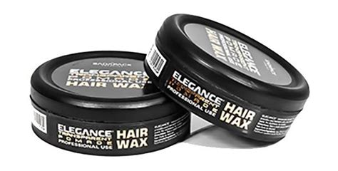 styling gel vs wax elegance transparent pomade hair styling wax strong hold