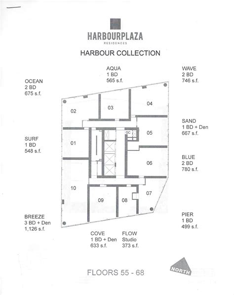 18 harbour street floor plans 88 100 harbour street toronto harbour plaza condo