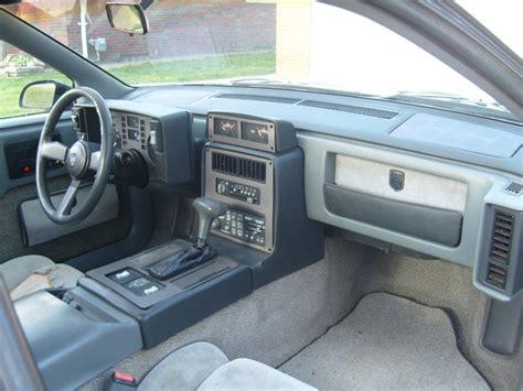Pontiac Fiero Interior by Pontiac Fiero Interior Www Pixshark Images