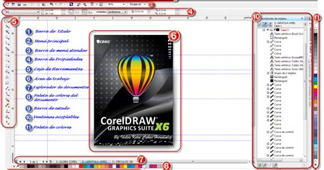 corel draw x6 use coreldraw al m 225 ximo entorno de corel draw x6