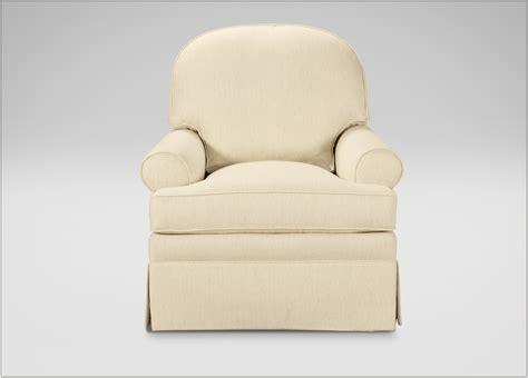 Ethan Allen Swivel Club Chairs Chairs Home Decorating Ethan Allen Swivel Chair