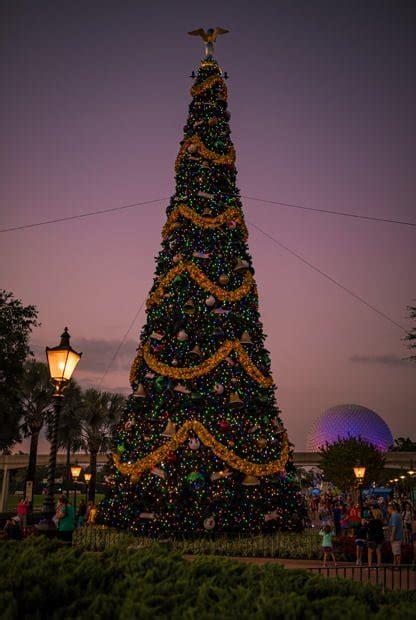 human christmas tree epcot 2016 walt disney world trip recap part 2 disney tourist