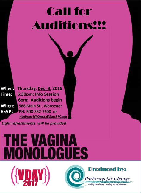 open auditions for the vagina monologues university of idaho vagina monologues auditions this thursday dec 8