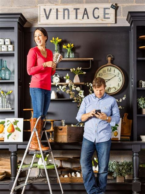 joanna gaines magazine spend a day with fixer upper hosts chip and joanna gaines