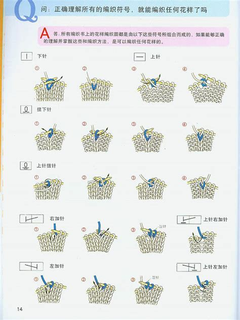 describe pattern in words japanese knitting symbols knitting unlimited