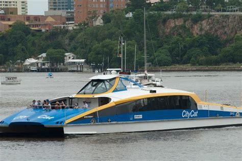 boat transport brisbane photo of brisbane river ferry free australian stock images