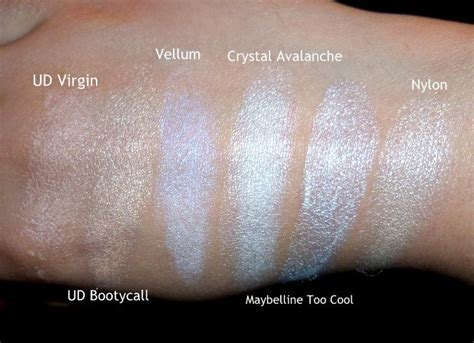 Combination Of Blue by Mac Veluxe Pearl Crystal Avalanche Reviews Photos