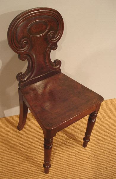 Antique Hall Chair : Antique Chairs UK   Antique Desk