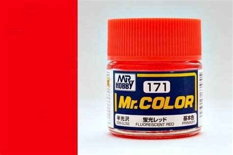 Mr Color 171 Mr Colour Hobby Hoby Warna Fluorescent Uv Reactive mr color c171 fluorescent