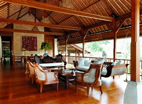 como shambhala estate bali guest lounge  traditional