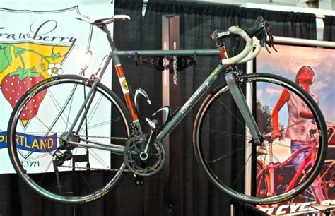 Oregon Handmade Bicycle Show - 2012 oregon handmade bicycle show roundup strawberry