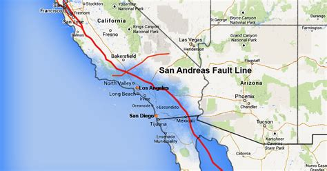 jackson california map americas last days paul jackson california earthquake