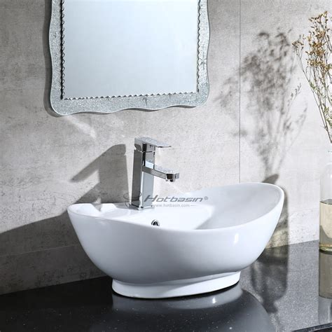 boat shaped basin special boat shaped artistic white enamelling bathroom basin