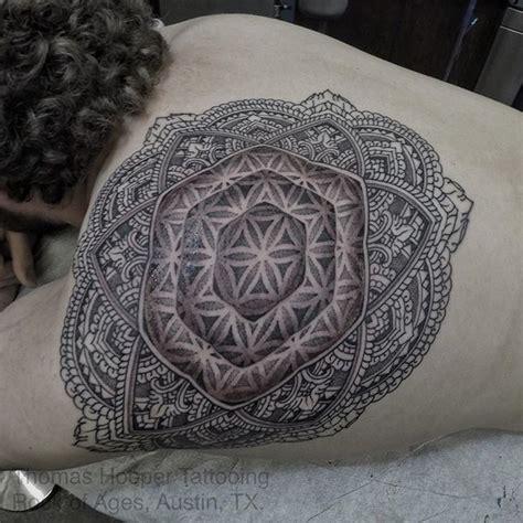 mandala tattoo austin tx 216 best tattoo b w dot work mandala images on