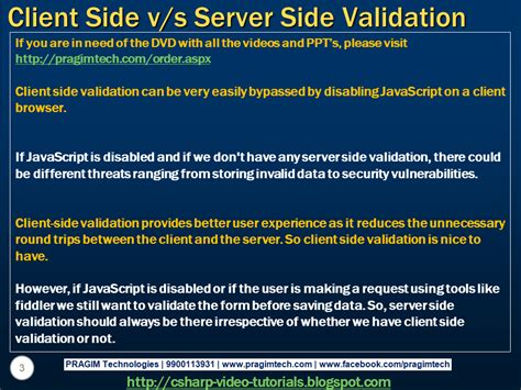 javascript tutorial server side sql server net and c video tutorial why do we need