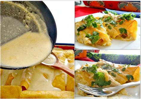 Chicken Enchiladas Two Ways Beginner Expert by Chicken Enchiladas The Novice