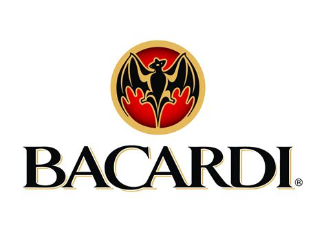 bacardi logo white pin bacardi logo on pinterest