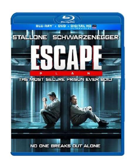 escape plan 169 2014 lionsgate home entertainment