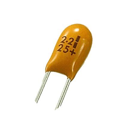 tantalum capacitor polarity stripe types of capacitors their applications circuitcrush