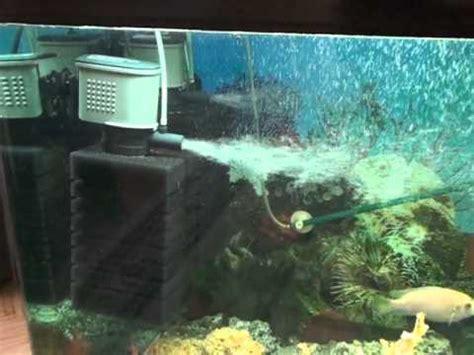 Aquarium Air Liquid Filter Atman At 202 pompa atman at 203 gąbka nr 4 doovi